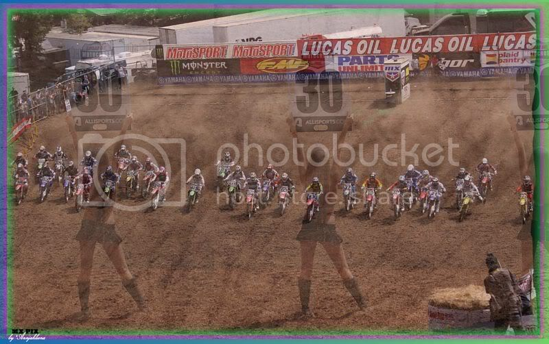 Washougal, Round 8 of the MX Nationals; My 450 Scribble - Photo 1 of 23